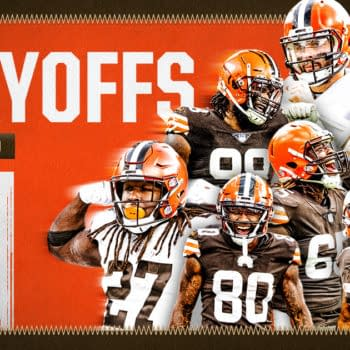 Cleveland Browns Last Made The Playoffs In 2002, A Comics Perspective