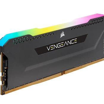 CORSAIR Launches New Vengeance RGB Pro SL Memory