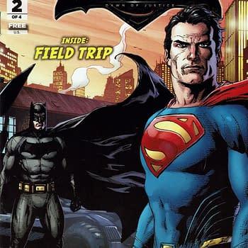 Obscure Comics: General Mills Presents Batman V Superman #2 &#038 Cereal