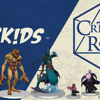 Critical Role &#038 WizKids Reveal New Exandria Figures