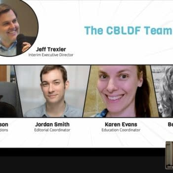 CBLDF – Defending Whistleblowers, Challenging Algorithms and Brexit?
