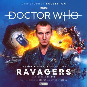 The Doctor Who Got Away Christopher Eccleston Returns with Big Finish