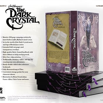 River Horse Will Be Making A Tabletop RPG For The Dark Crystal