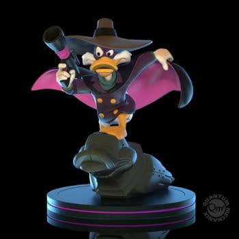 Darkwing Duck Returns With New Q-Fig From Quantum Mechanix