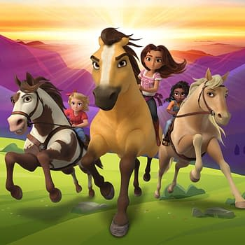 DreamWorks Spirit Luckys Big Adventure Is Coming This Year