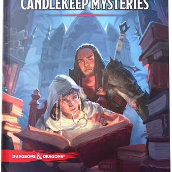 Dungeons &#038 Dragons Reveals Candlekeep Mysteries Adventure Book