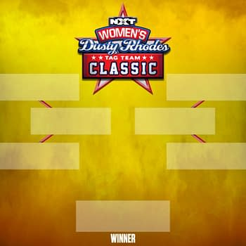 WWE unveiled the brackets for the Women's Dusty Rhodes Tag Team Classic, kicking off on NXT tonight