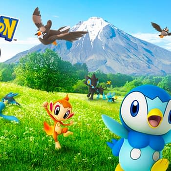 Gible Raids Return In Pokémon GOs Sinnoh Celebration 2021