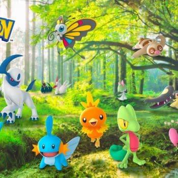 Hoenn Celebration 2021 Announced for Pokémon GO