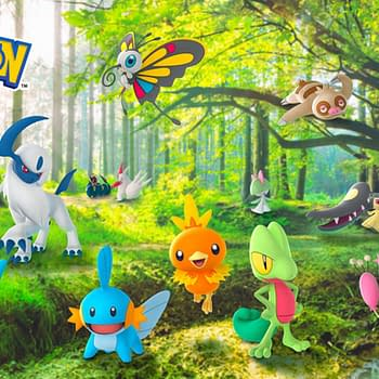 Hoenn Celebration 2021 Announced For Pokémon GO