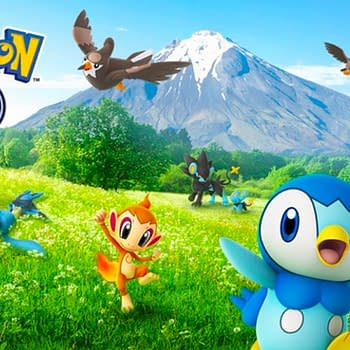 The Hoenn Celebration Event Is Now Live In Pokémon GO