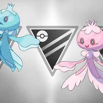 New Species Frillish To Debut In Pokémon GOs GO Battle League
