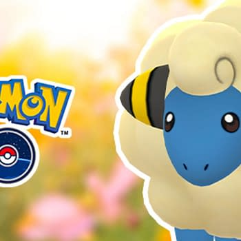 Do Trainers Dream Of Electric Sheep Its Mareep Day In Pokémon GO