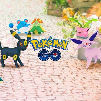 The Johto Celebration Event Is Now Live In Pokémon GO