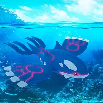 Poké Spotlight: Getting To Know Kyogre Outside Of Pokémon