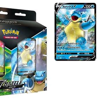 V Battle Decks Will Replace Theme Decks In The Pokémon TCG