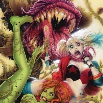 How Did Poison Ivy Meet Harley Quinn? Read DC Love Is A Battlefield