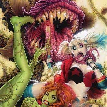 How Did Poison Ivy Meet Harley Quinn Read DC Love Is A Battlefield