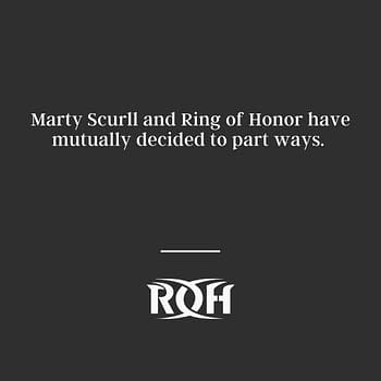 ROH Parts Ways with Marty Scurll Months After #SpeakingOut