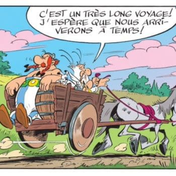 Best Selling Comic Of 2021 Will Be Published In October - New Asterix