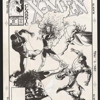 Legion and X-Men Artist Steve Lightle Dies Aged 61