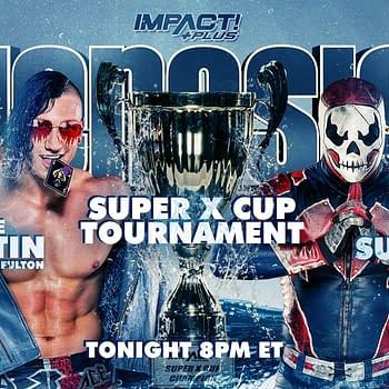 Impact Genesis Results: Ace Austin vs. Suicide