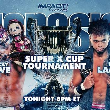 Impact Genesis Results: Tre Lamar vs. Crazzy Steve