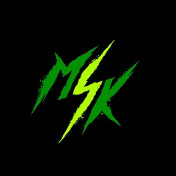 NXT used this teaser image with the letters MSK to promote a mystery tag team that is probably The Rascalz