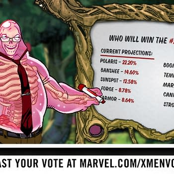 Polaris Takes The Lead In X-Men Vote &#8211 And Leah Williams Reacts