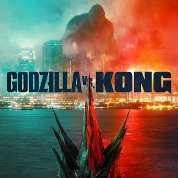 The First Poster for Godzilla vs. Kong Trailer This Saturday