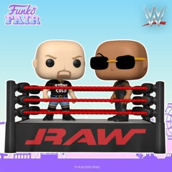 New WWE Pops Revealed During Funko Fair 2021