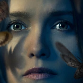 Clarice Preview Poster: Starling's Eyes Are The Window to The Horror