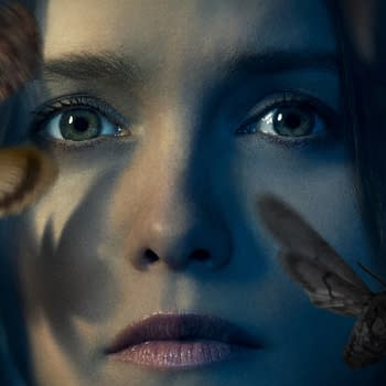 Clarice Preview Poster: Starlings Eyes Are The Window to The Horror