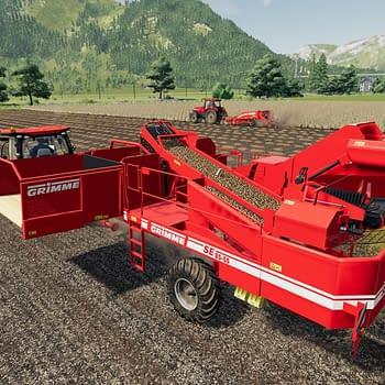 Farming Simulator 19 Reveals New GRIMME Equipment Pack DLC
