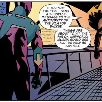 The Return Of The Authority - But What's Up With Midnight and Apollo?