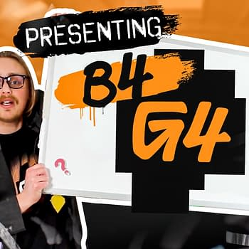 G4 presents B4G4 (Image: G4)