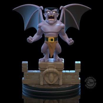 Gargoyles Is Back With New Q-Figs From Quantum Mechanix