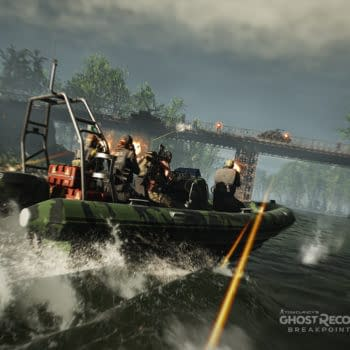 Ghost Recon Breakpoint Will Crossover With Rainbow Six Siege