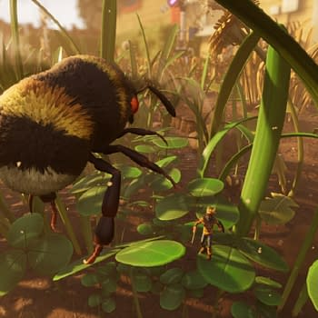 Grounded Adds Flying Insects With The Latest Update