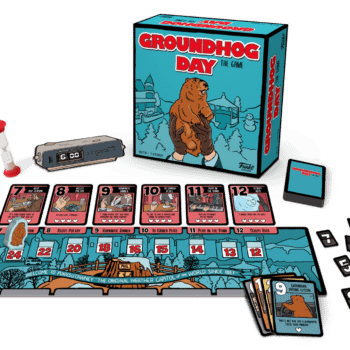 Funko Announces A Board Game Version Of Groundhog Day