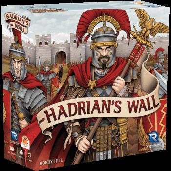 Renegade Game Studios Announces Hadrian's Wall