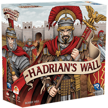 Renegade Game Studios Announces Hadrian's Wall