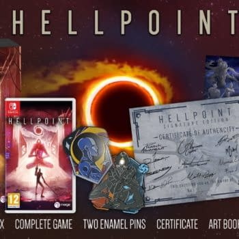 Hellpoint Will be Coming To Nintendo Switch In February