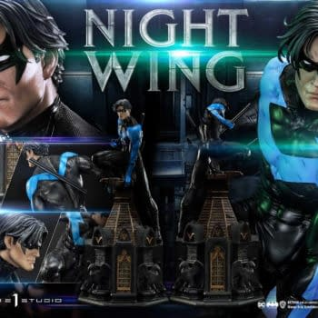 Nightwing from Batman: Hush Gets New Statue From Prime 1 Studio