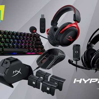 HyperX Reveals Multiple Gaming Products For CES 2021