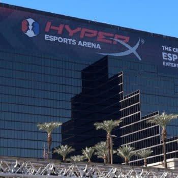 HyperX & Allied Esports Renew Naming Rights On Las Vegas Arena