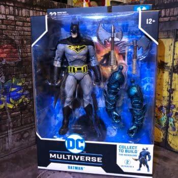 McFarlane Toys Dark Nights Metal Batman Figure Unboxing