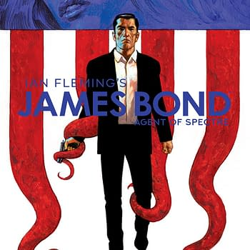 James Bond Joins SPECTRE In Dynamite April 2021 Solicitations