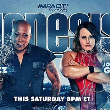 Impact Genesis Results: Jazz vs. Jordynne Grace