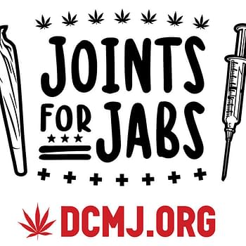 DCMJ plans to give out free marijuana for people who get the COVID-19 vaccine.